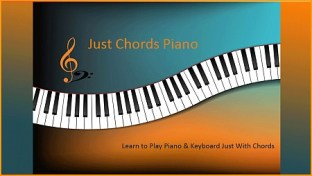 learning piano with just chords piano and piano support