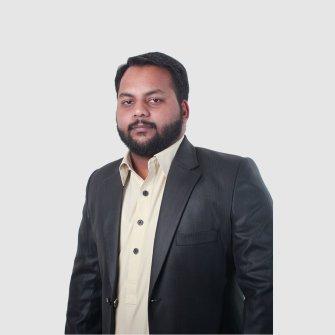 Ahad Munir Admin Support Executive