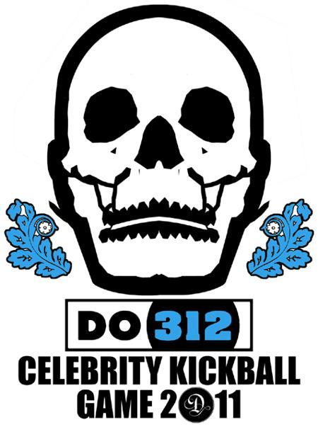 Do312 CELEBRITY KICKBALL GAME at Lollapalooza