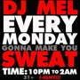 Monday Night Dance Party w/ DJ Mel