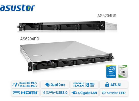 asustor-AS6204RS-RD