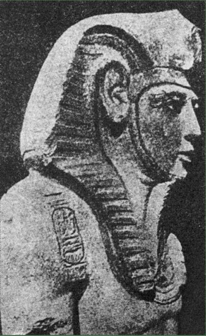 عهد مرنبتاح ونهاية الأسرة التاسعة عشرة موسوعة مصر