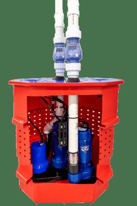 Elite 365 Sump Pump System