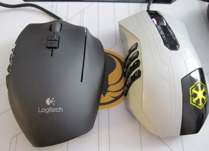 Logitech G600 Mouse Review Dulfy