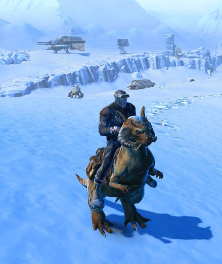 SWTOR Tauntaun Mounts are coming! - Dulfy