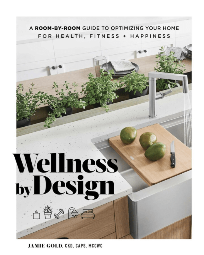 Perfect timing: This wellness designer is releasing her book mid-pandemic