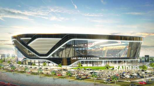 The Oakland Raiders are one step closer to being able to start building their proposed stadium in Las Vegas.