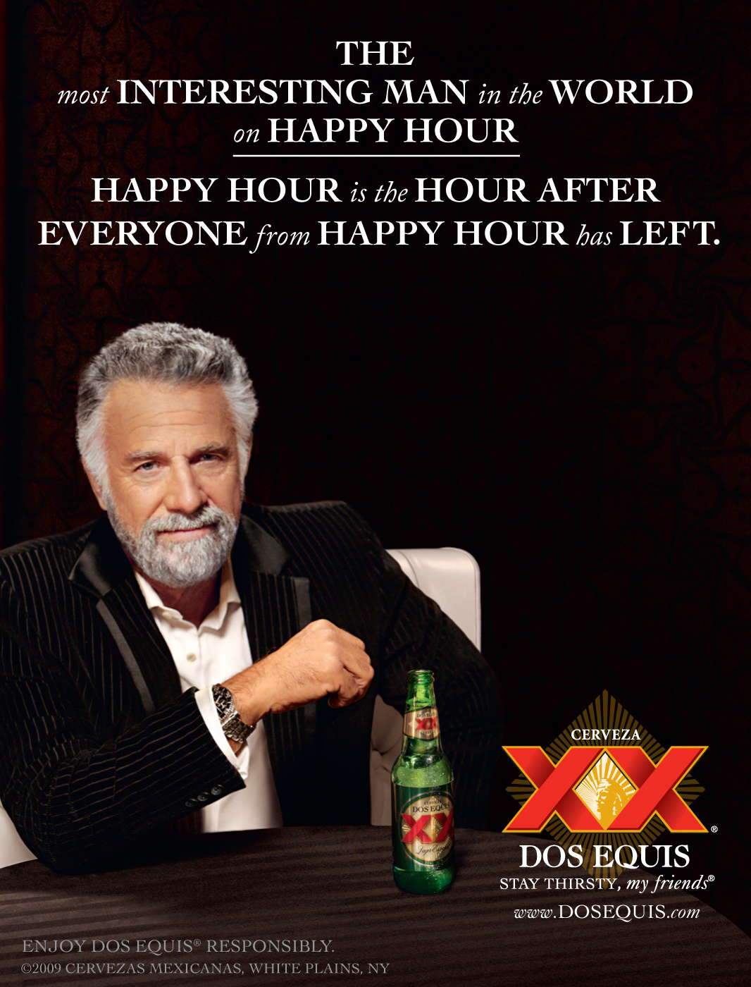 Beer Most Interesting Man World Quotes