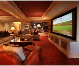 Choosing The Best Home Theater Screen Wall Color And Lighting Control System Can Have A Big Impact On How Your Projector Performs