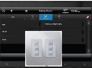 smart lighting scenes for home