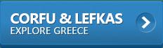 Explore Corfu and Lefkas