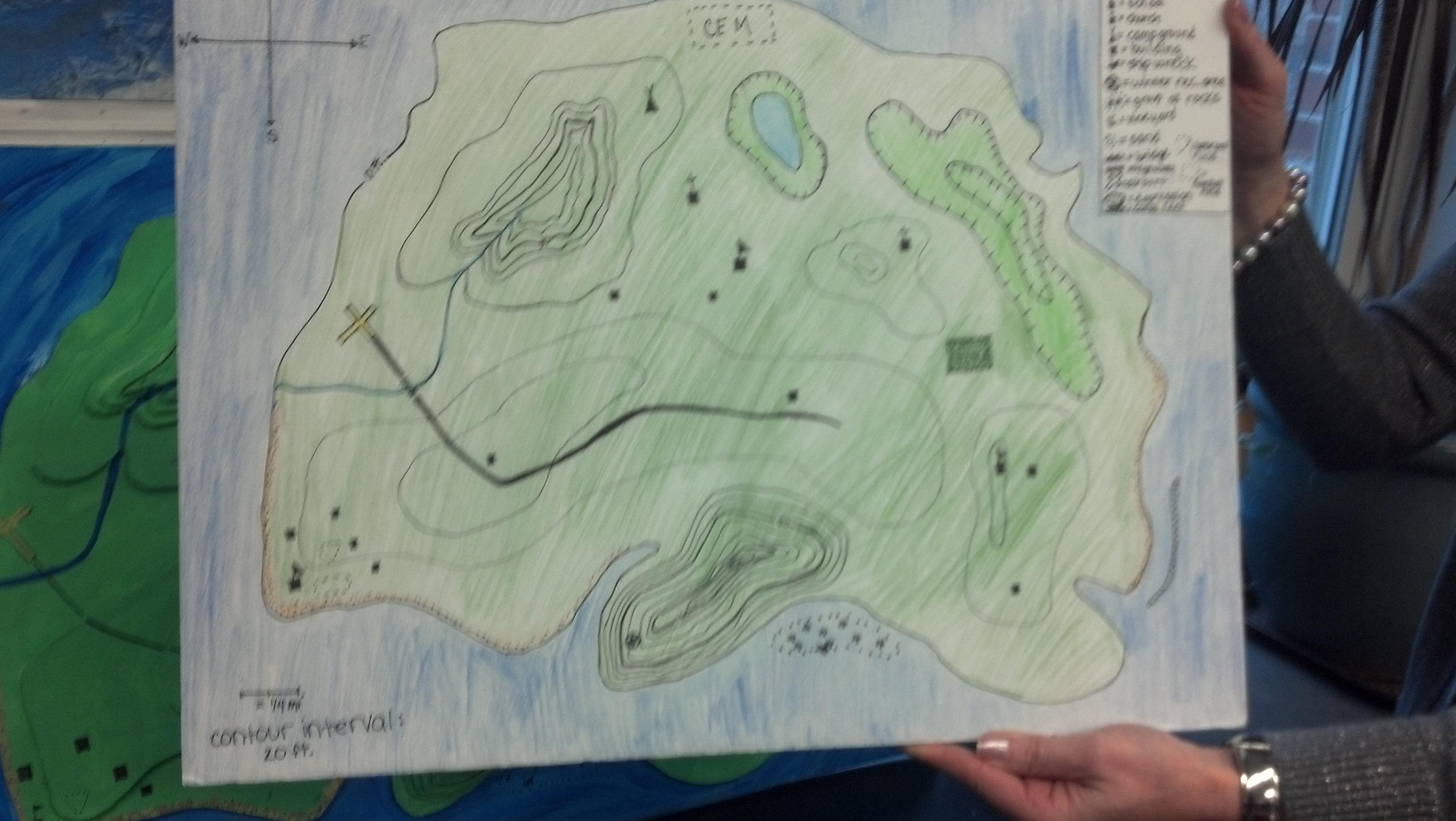 Nauset Regional School District 7th Grade Earth Science Essign