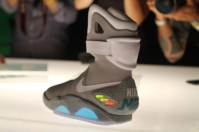 Buy nike mags for kids \u003e up to 35