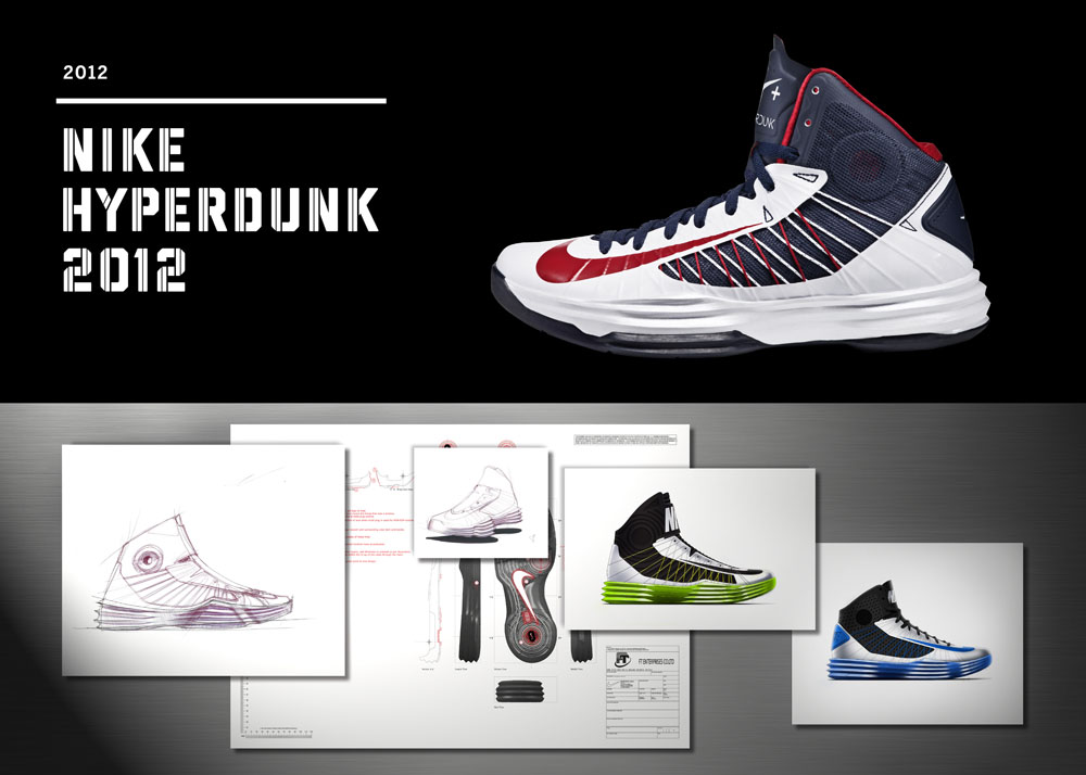 Hyperdunk+ 2012 | Nike Basketball 1992-2012: 20 Designs That Changed The  Game