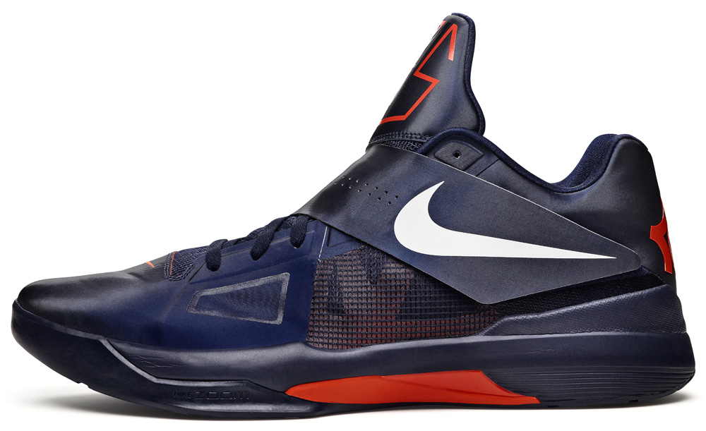 Zoom KD IV   Nike Basketball 1992-2012: 20 Designs That Changed The Game ...