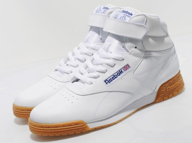 reebok exofit hi white gum 86c03021d