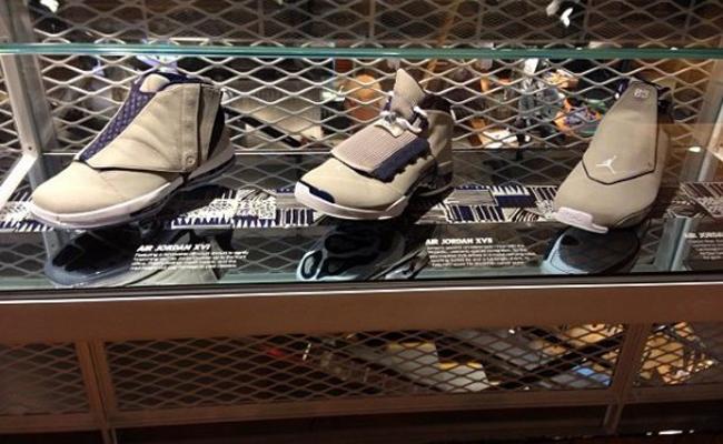 Air Jordan Retro Georgetown Collection