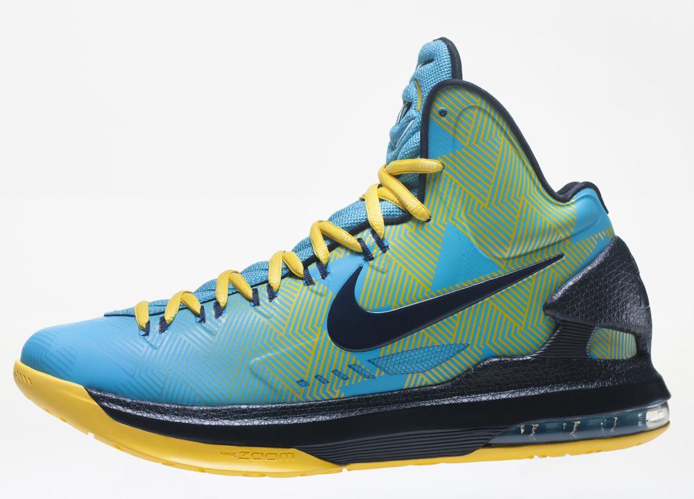 Nike N7 Zoom KD V