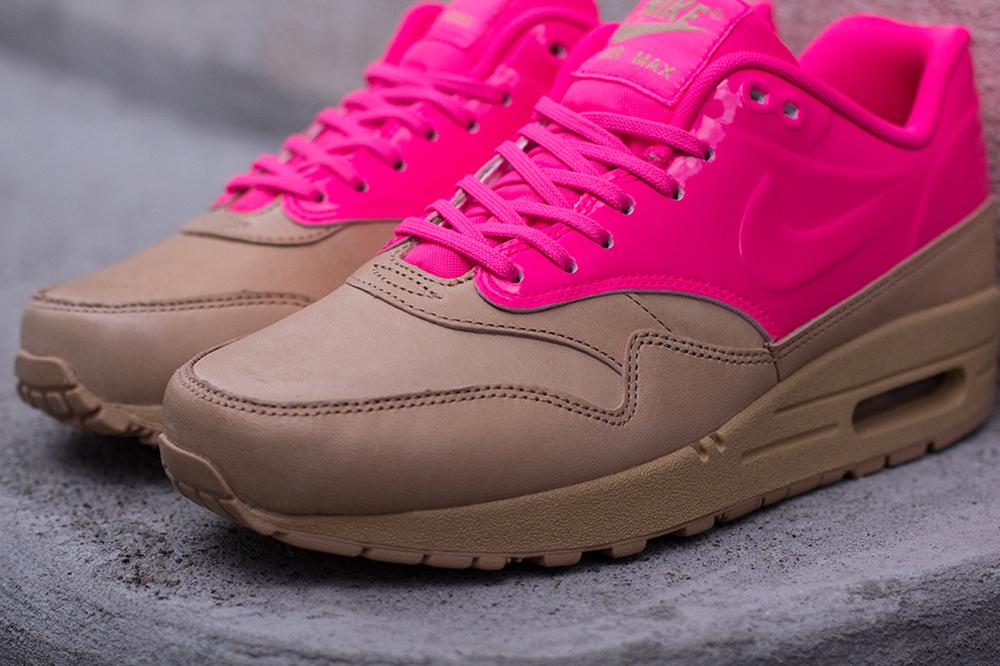 nike air max 1 vachetta pink