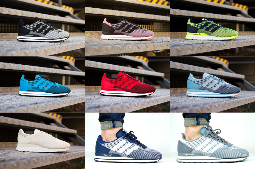 adidas ZX 500 OG Weave (Ten Colorways)
