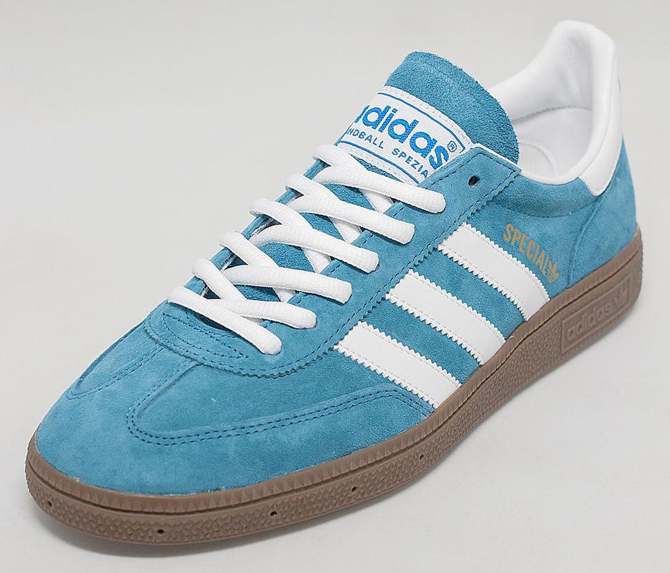 Adidas Spezial blue suede