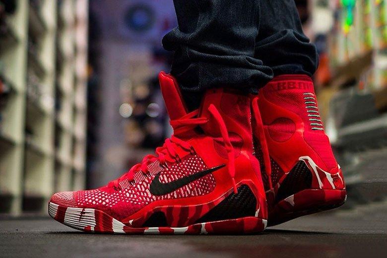 best authentic 3a057 cc9c4 ... Nike Kobe 9 Elite Nike Kobe 9 Elite Knit Stocking ...