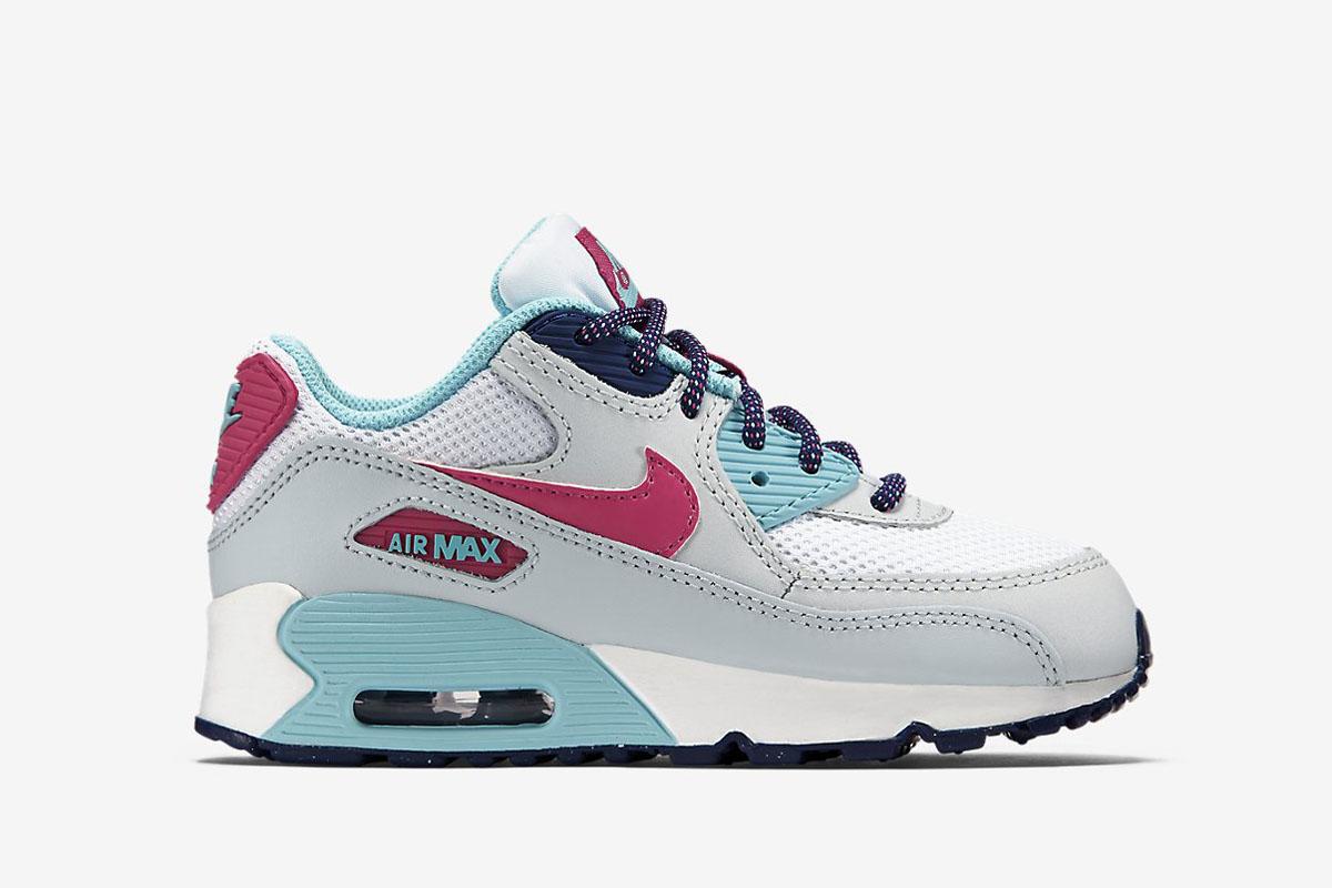 Nike Air Max 90 Mesh PS