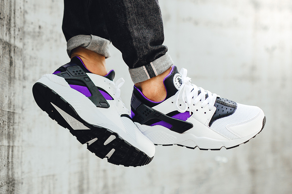 aeb0a340396d ... australia purple punch 2092 on foot nike air huarache 2111e 852ef