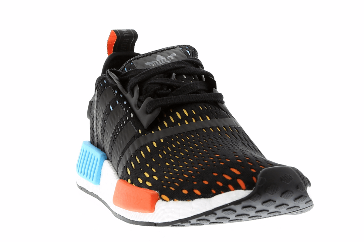 adidas NMD R1 Just Released in Rainbow Colorway
