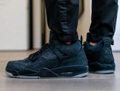 "new products 1cadd 9915a DJ Khaled x Air Jordan 3 Retro ""Grateful"" · KAWS x Air Jordan IV Retro  Surfaces in Black"