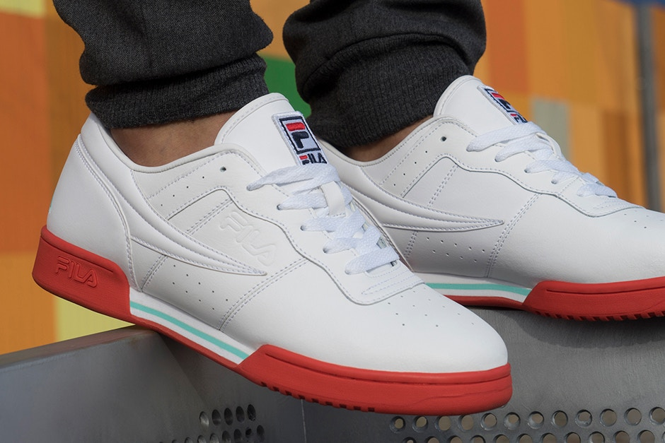 fila shoes nzz format podcasts