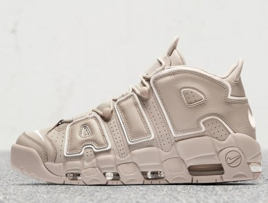 wholesale dealer 1f5ec 7b1f4 Nike Air More Uptempo 96 to Release in Tan for Summer 2017