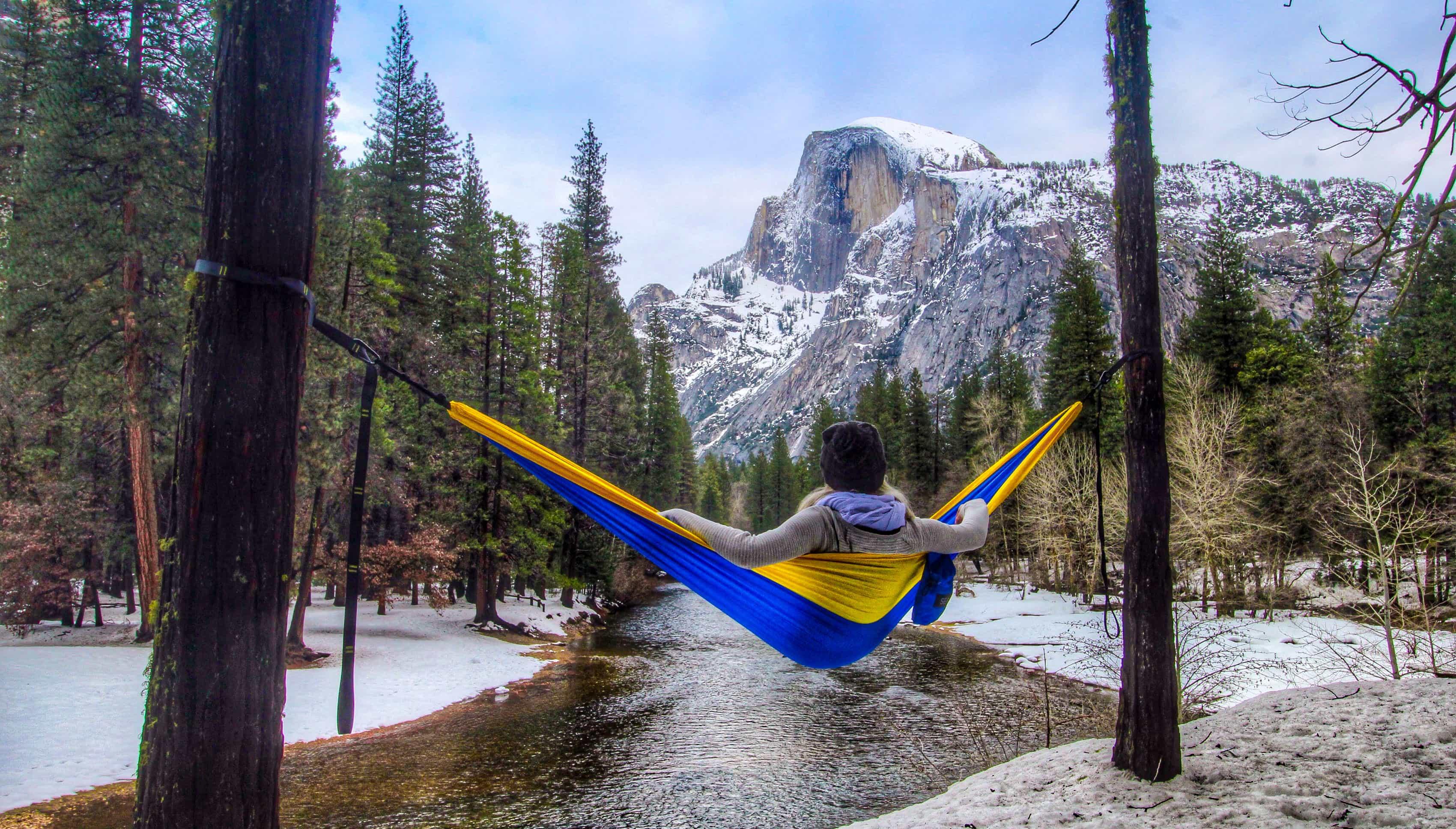 Camping Hammocks By Serac Ultralight And Ultra Simple
