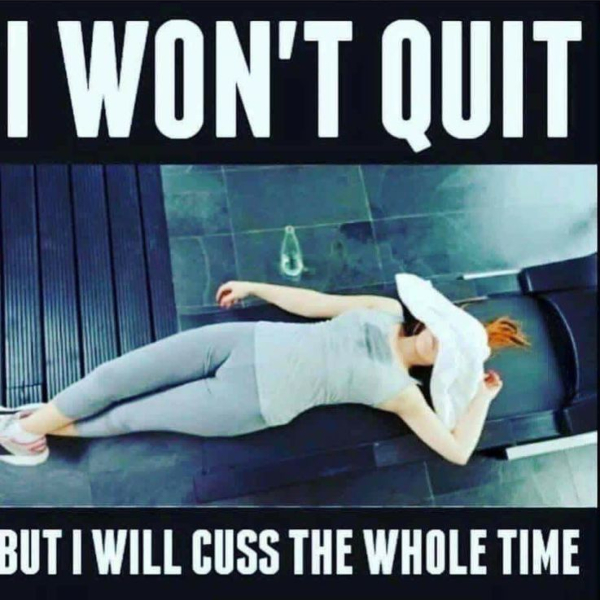 18 Working Out From Home Memes That Will Make You Laugh Openfit