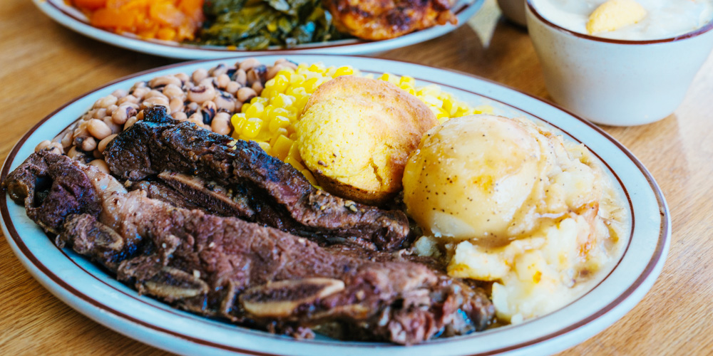 Soul Food Restaurants Near 60643
