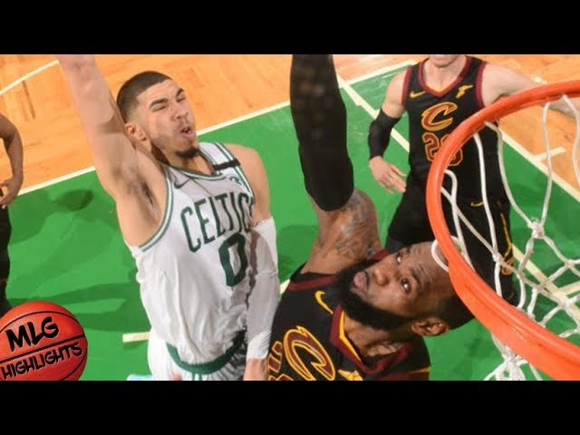 6a5c891ad09f Cleveland Cavaliers vs Boston Celtics Full Game Highlights   Game 7   2018  NBA Playoffs