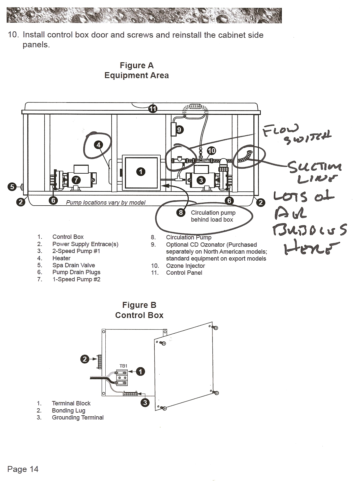 Sundance Spa Wiring Diagram
