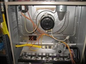 My Ducane gas forced air system Model MPGA 125B5B System
