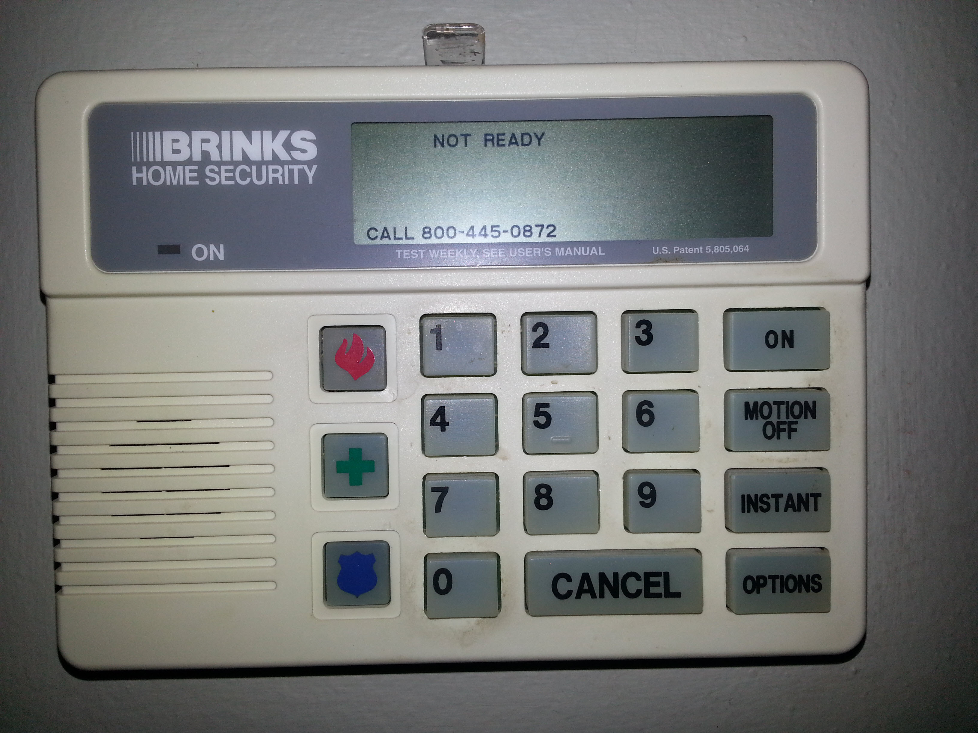 Brinks Security Systems