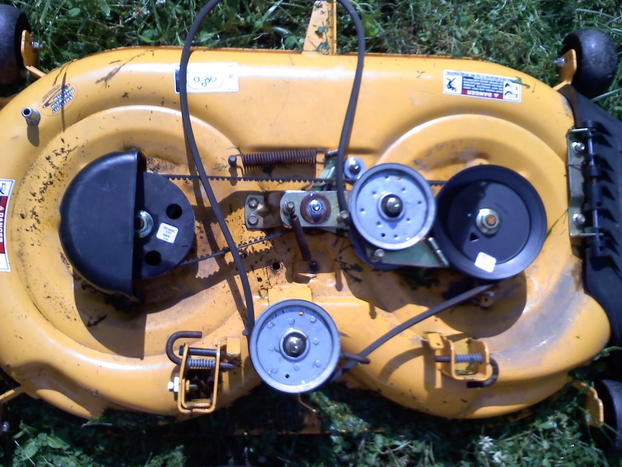 Ltx 1040 Mower Deck Parts Cub Cadet Schematics