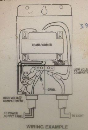 Intermatic 300 Watt Transformer  PX300  INYOPools