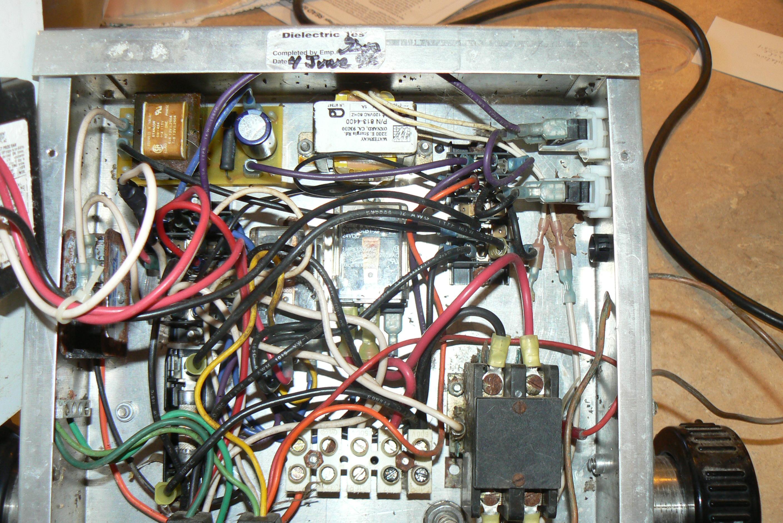 Hot Tub Control Box Wiring Diagram
