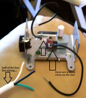 Wiring Diagram For Attic Fan Thermostat | Free Download