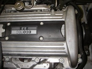 2005 Chevy Classic: engine blockcylinder engine