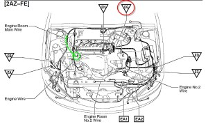 Toyota Camry LE: I recently replaced the cylinder head gasket