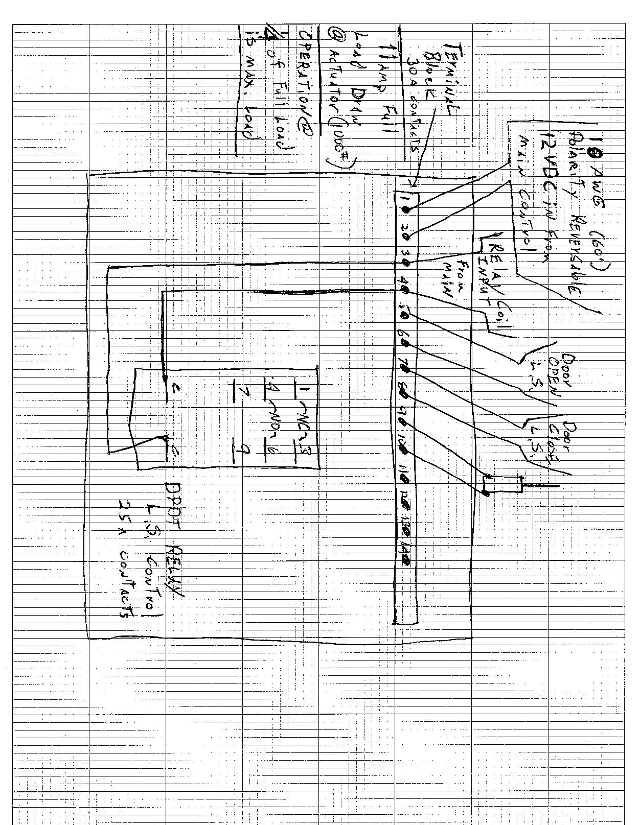 I Need A Wiring Diagram For A 12v Application All Components