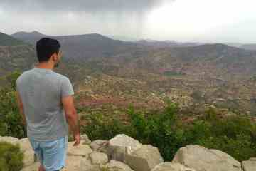 Fabio Atlas Mountains Agadir