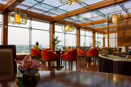 Club Lounge at The Ritz-Carlton, Abu Dhabi