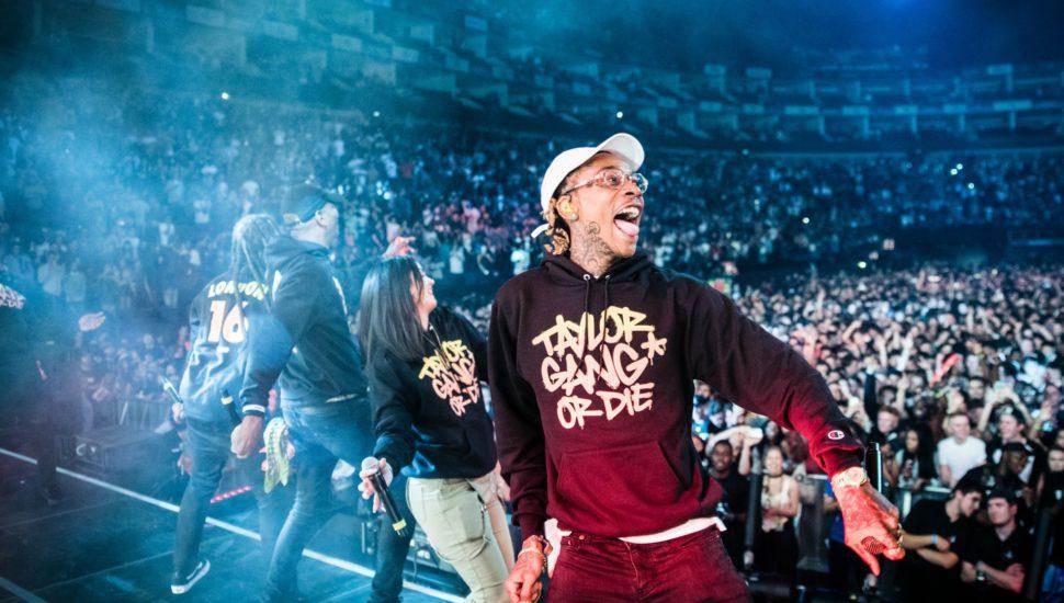 Wiz Khalifa's Taylor Gang Made A Huge Impression At
