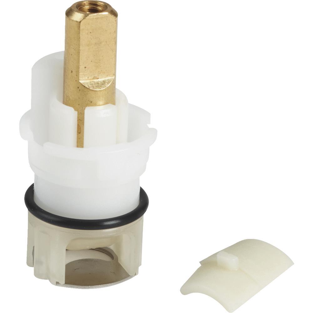 delta faucet rp25513 delta stem assembly two handle faucet cartridge